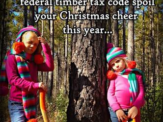 Timber Tax Workshop set for Dec. 15