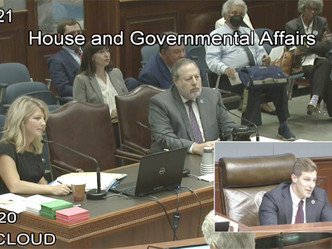 Voting reform bills make way through legislature