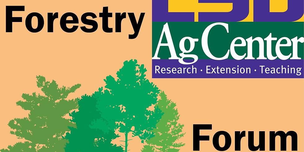 Southwestern La. Forestry Forum set Feb. 29