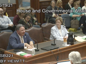 Voting bill pass House, Senate panel