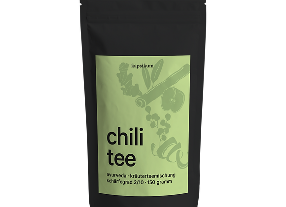 Chili Tee | Ayurveda