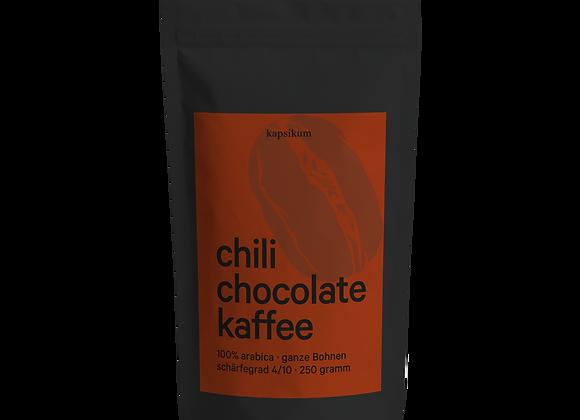 Chili Chocolate Kaffee | ganze Bohnen