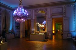 salon de la Mairie de BORDEAUX