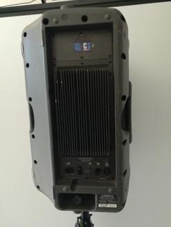 HP MACKIE SRM 450 AR
