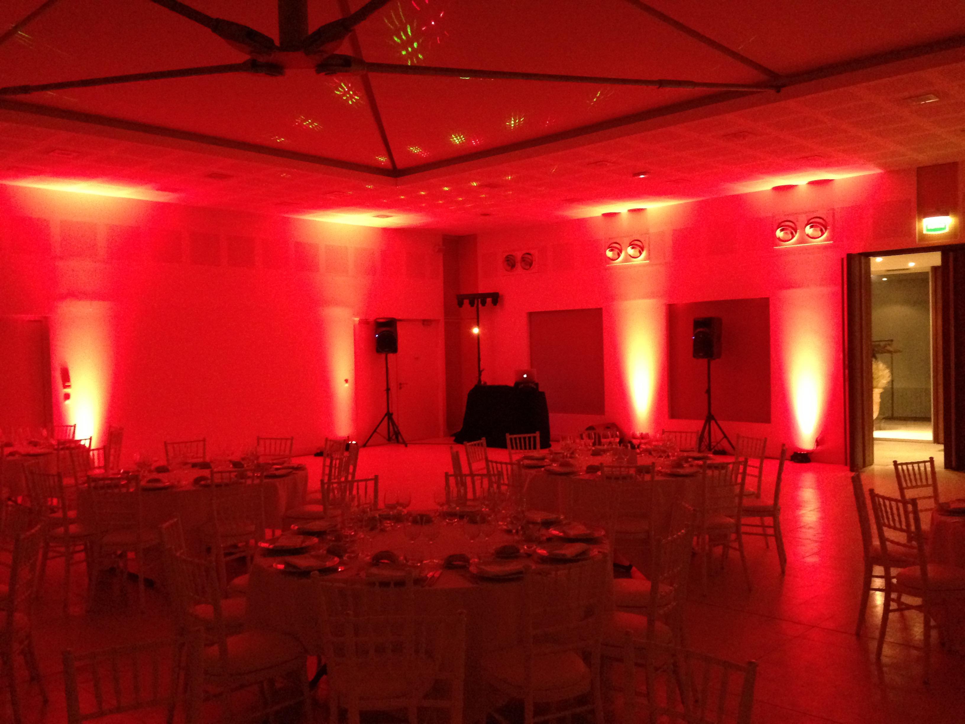 Chateau Luchey Halde, en rouge