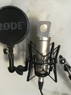 RODE micro studio