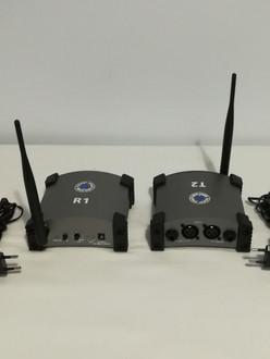 Système de transmission audio RECEPTEUR/ EMETEUR HF
