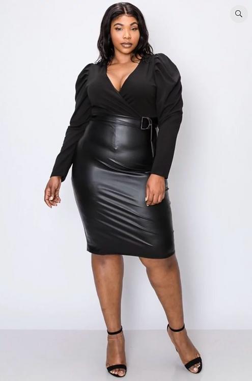 Black Doll Dress