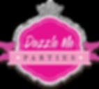 dazzle me parties logo