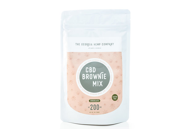 CBD BROWNIE MIX 200MG