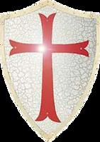 Crusader Templar Shield