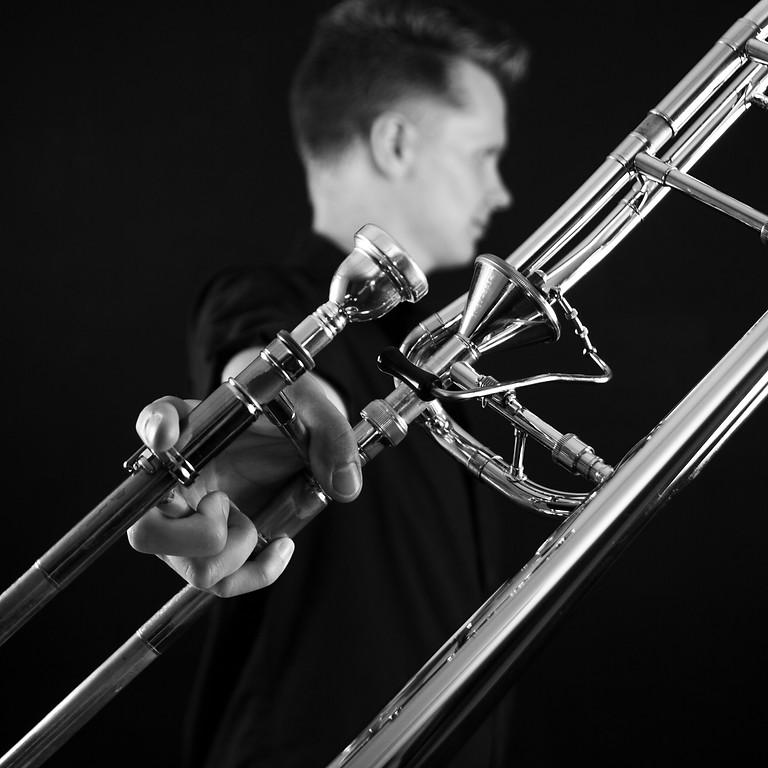 Debut NYC Trombone Recital