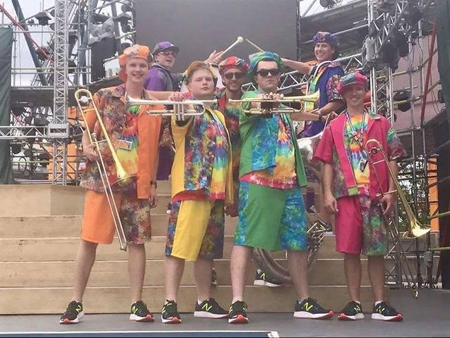 Cedar Point Beach Band is officially ope