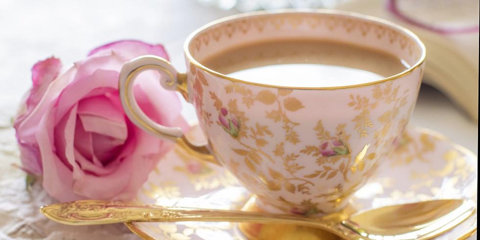 Afternoon Spring Tea