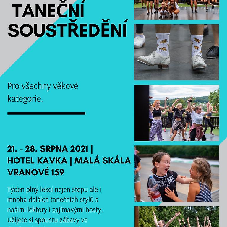 Letní taneční soustředění