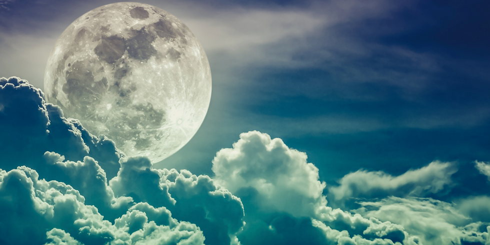 July Full Moon Class