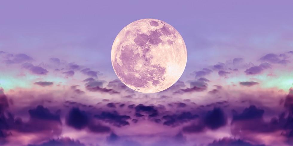 August Full Moon Class
