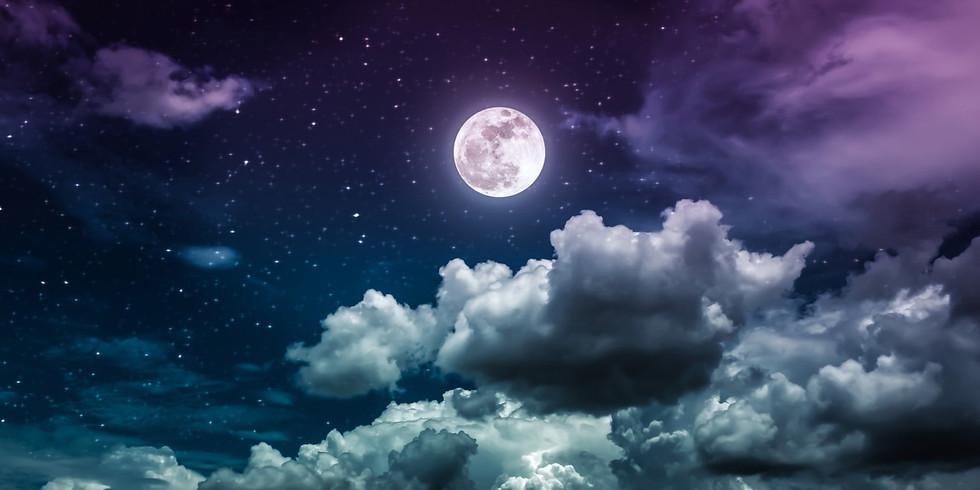 October Full Moon Class