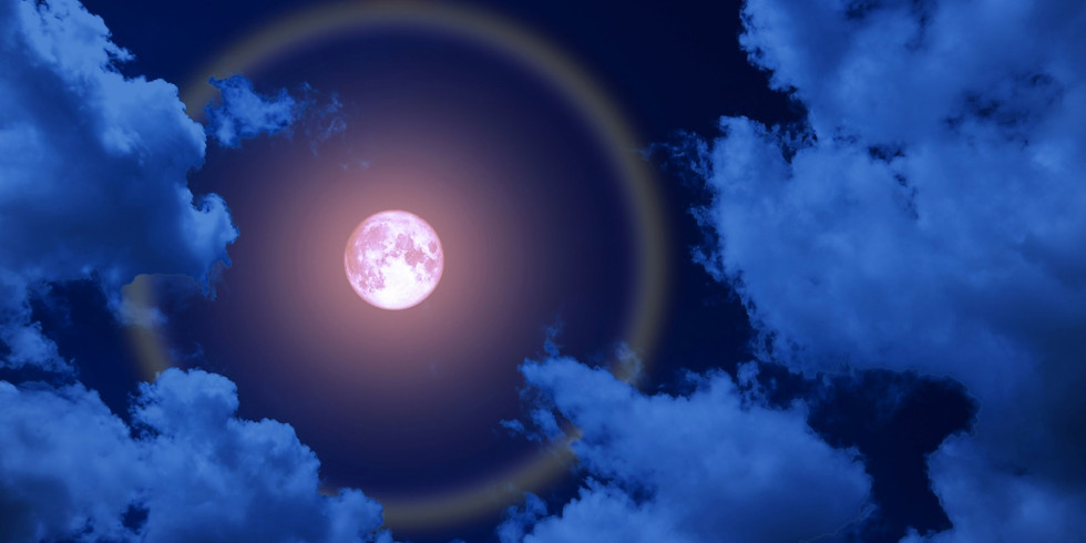 November Full Moon Class