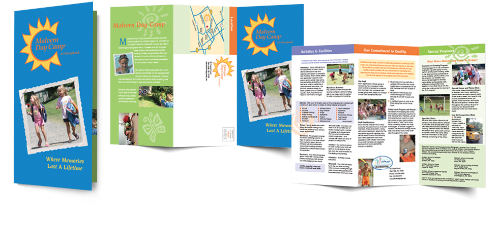 Trifold Brochure/Mailer