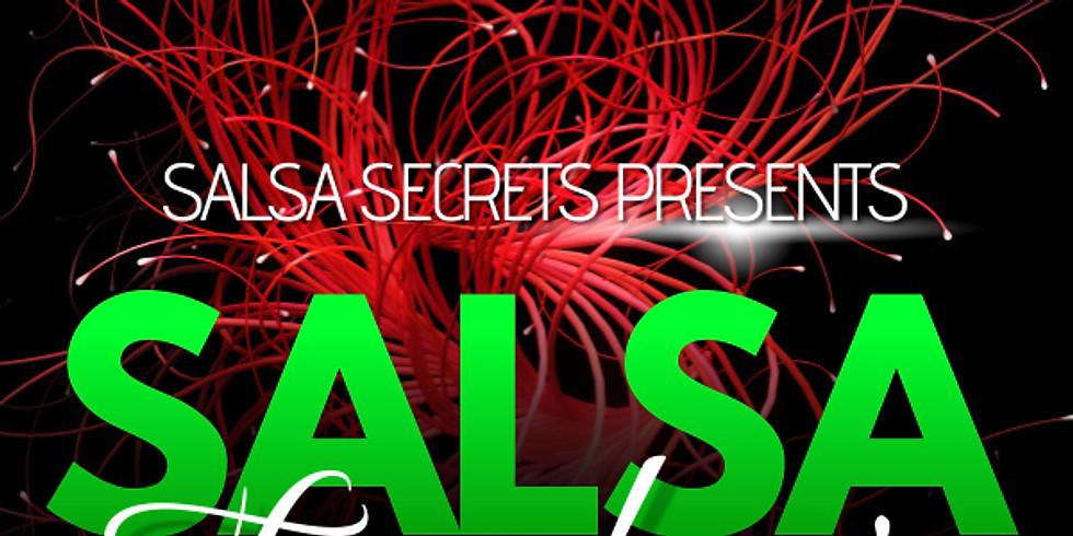Salsa Secrets Tuesday's - 27th July