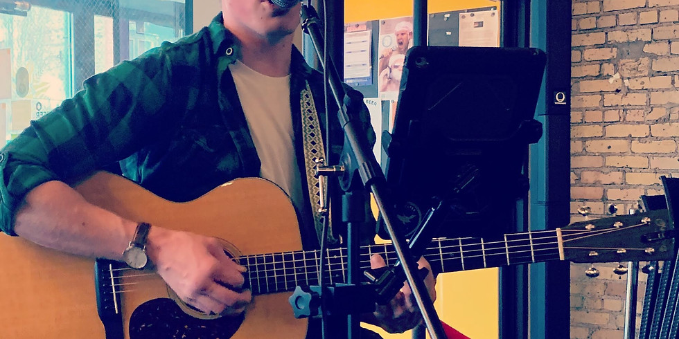 Live Tunes // Aaron Blazich // 6-8pm