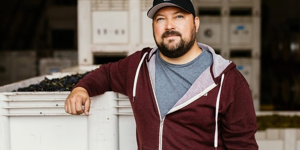 Meet the Winemaker // Nathan with Center of Effort 6:30-7:30pm