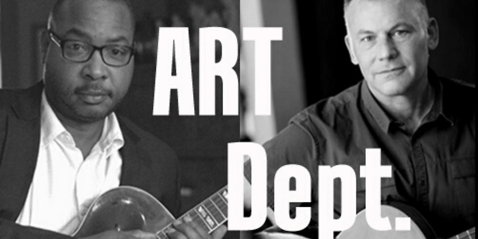 Live Tunes // Art Dept. // 6-8pm