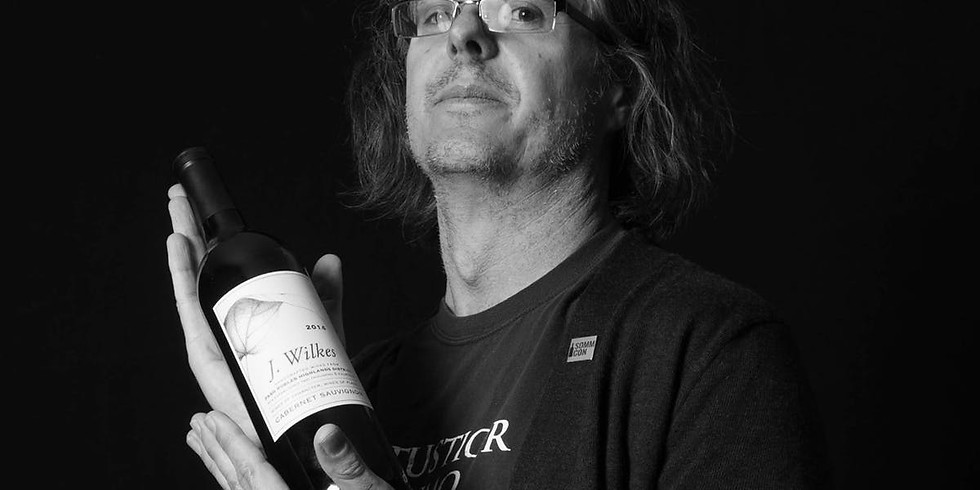 Meet the Maker // Wes Hagen with J. Wilkes Wines // 5:30-7:30pm