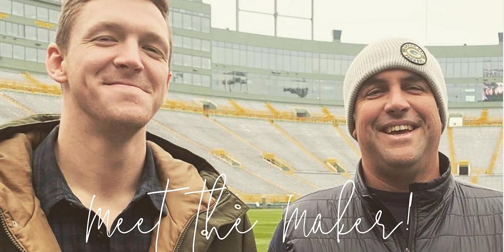 Meet the Maker! Tim Fulnecky // 6-8pm