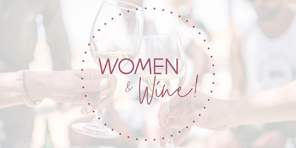 Women & Wine! // 5:30-8pm