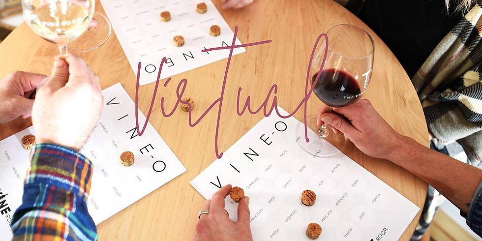 Virtual Vine-O! // 2-3:30pm