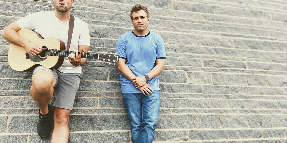 Live Tunes // The Gefroh Brothers // 6-8pm