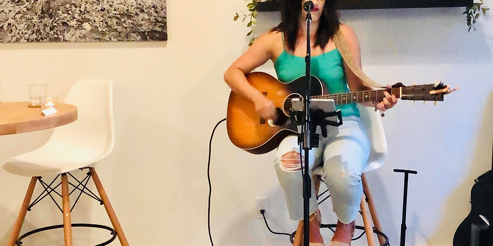 Live Tunes // Julie Eddy // 6-8pm