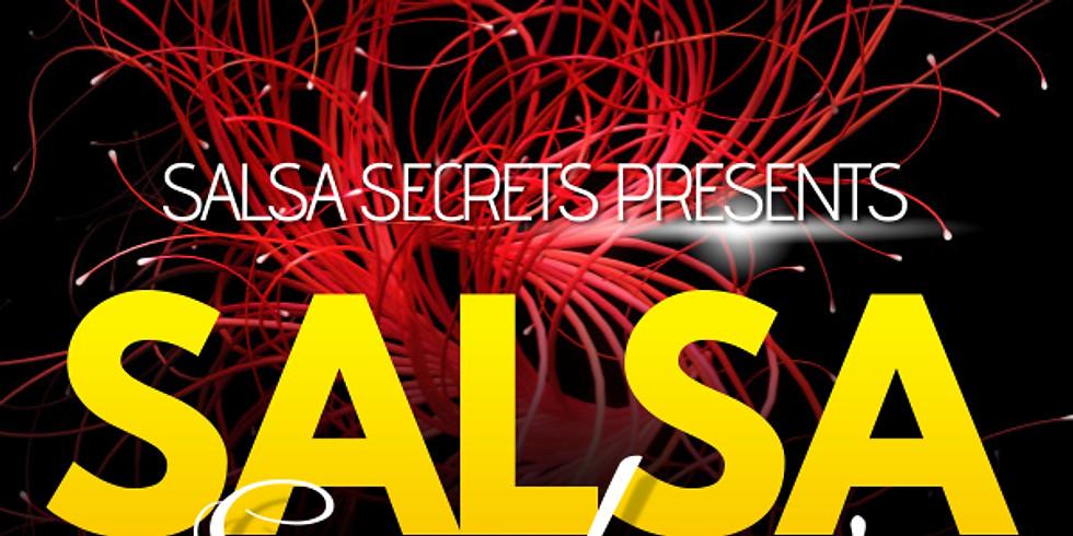 Salsa Secrets Sunday's - 25th July