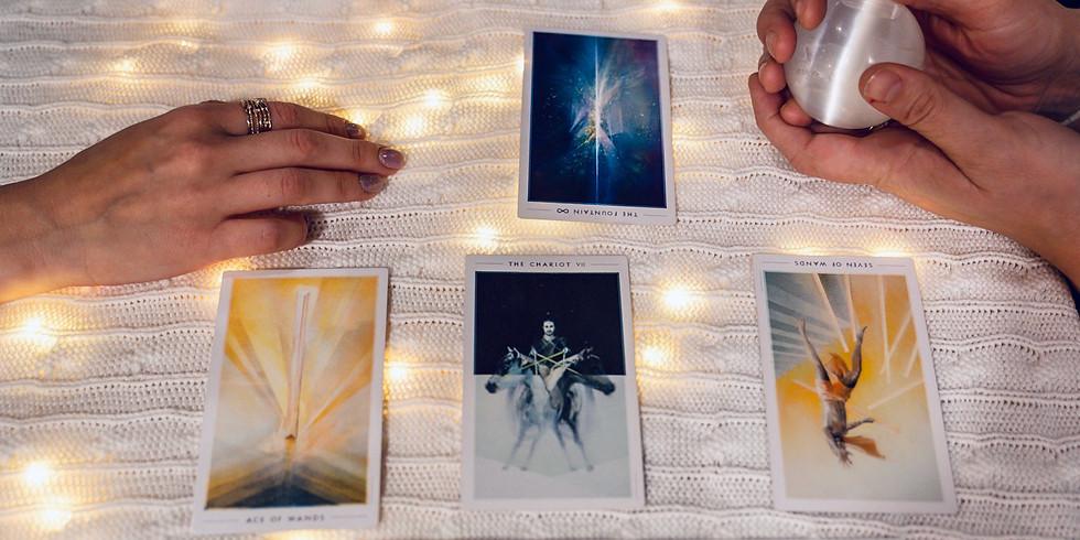 Summer Solstice Tarot Card Readings // 5-8pm