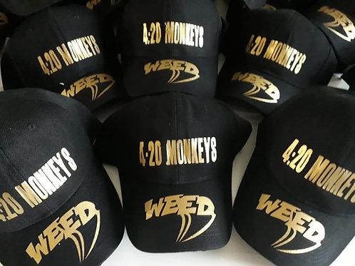 420 Monkeys Hats