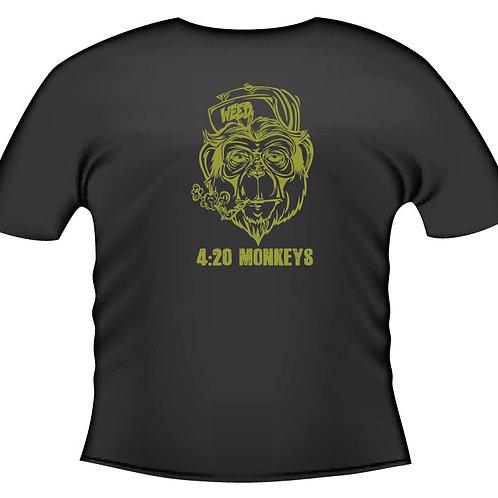 420 Monkeys T-Shirt
