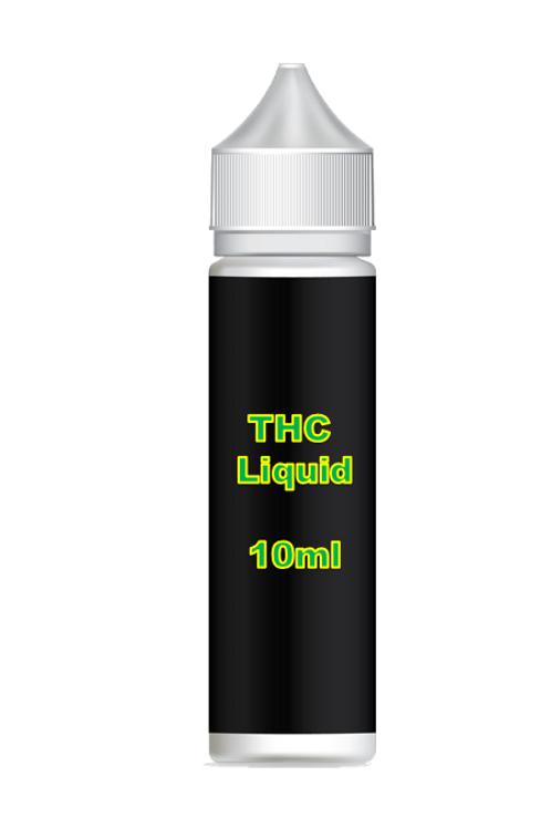 Distillate Vape THC Liquid 10ml