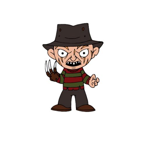 Freddy Krueger Combo
