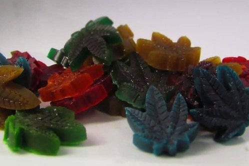 Weed Leaf Gummy - 200mg (1)
