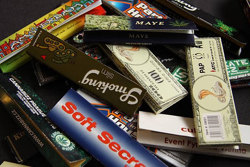 Various Rolling Paper