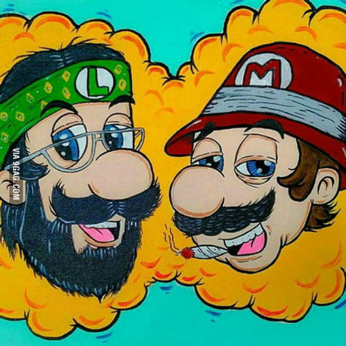Mario & Luigi Combo