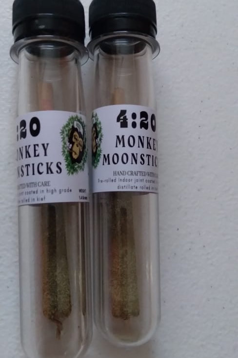 420 Monkeys Moonstick