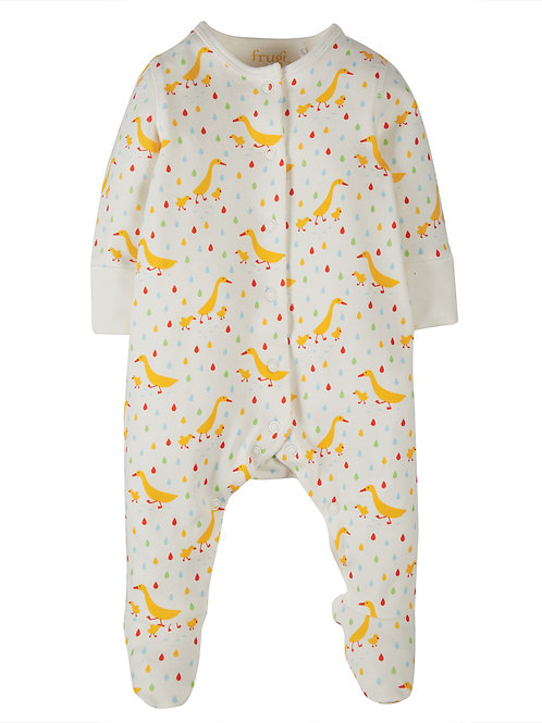 Soft Runner Ducks Babygrow