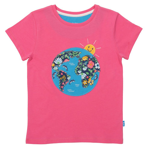 Planet Dolphin T-Shirt