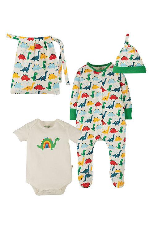 Rainbow Dinos Gift Set