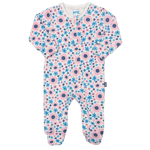 Sea Breeze Zippy Sleepsuit