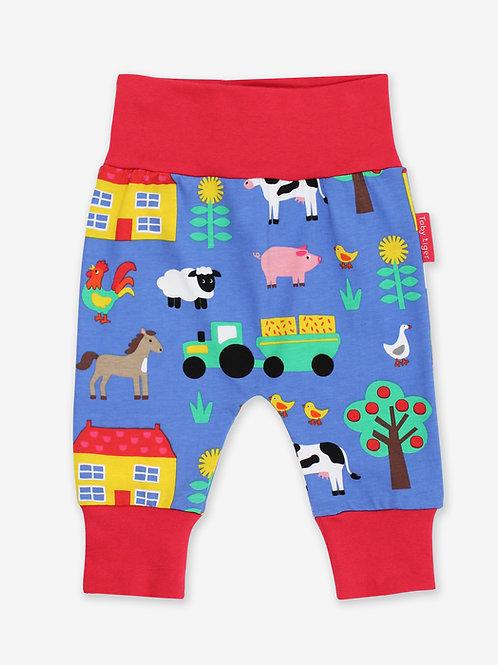 Farm Print Yoga Pants
