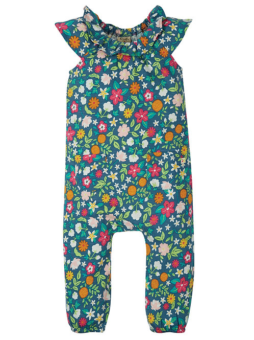 Esther Playsuit Flower Valley
